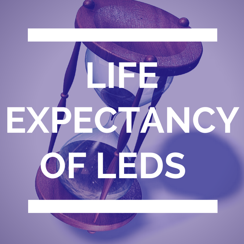 Life Expectancy of LEDS