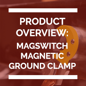 Magswitch Magnetic Ground Clamp