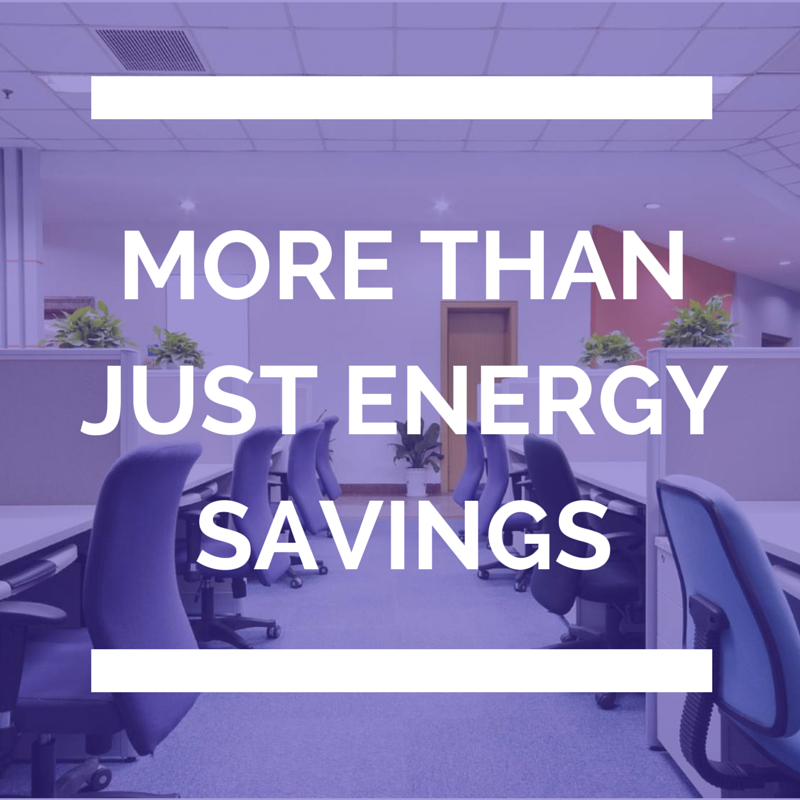 LEDs pay for themselves with more than just energy savings