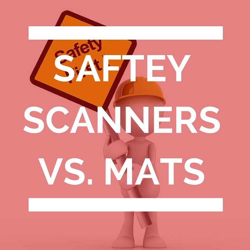 Safety Scanners vs Mats