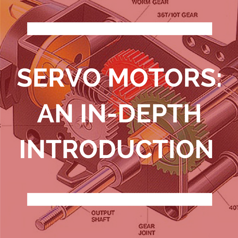 Servo Motors Part 2