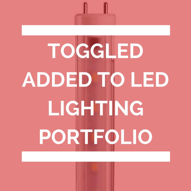 ACD Adds TOGGLED to Its Technology Leading LED Lighting Portfolio