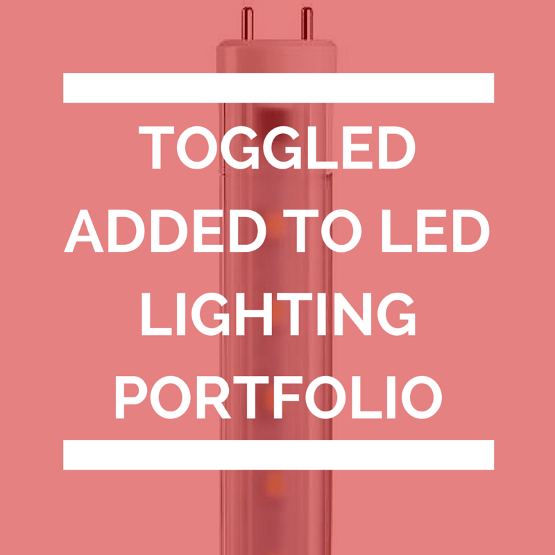 ACD Adds TOGGLED to Its Technology Leading LED Lighting Portfolio
